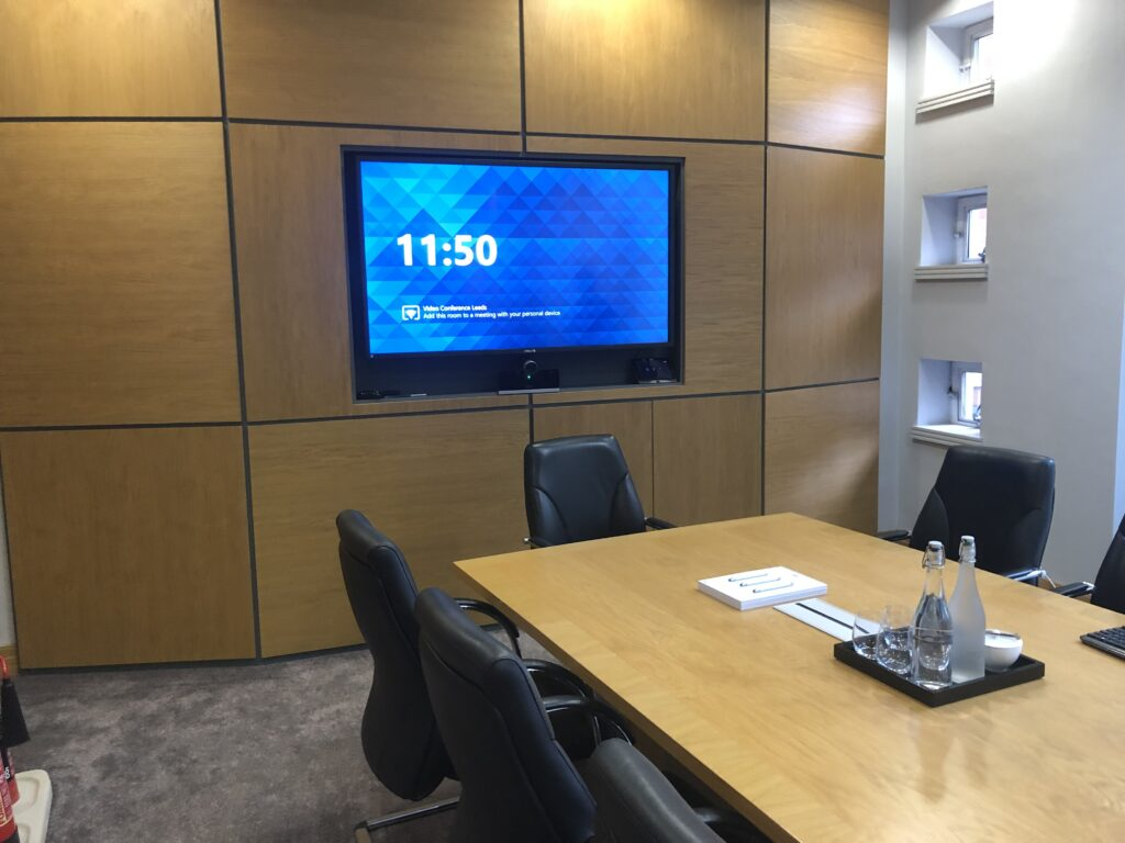 Yealink Meeting Room at The Private Office