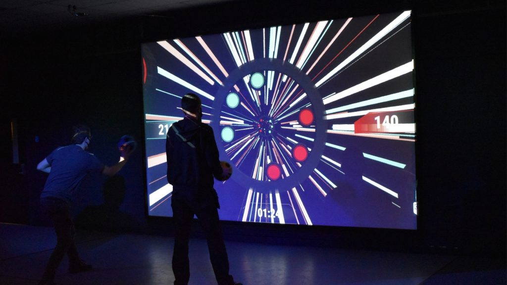 Ludus Interactive Wall Launches New Games and Gaming Modes